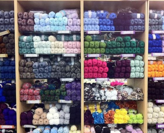 Towels in many colours